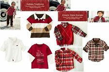 NWT Gymboree Empire State Express Holiday Traditions Sets & Pieces