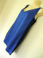 BNWT WITCHERY STUNNING BLUE SHIFT DRESS WITH LACE TRIM RRP $130 SZ  10 12 14 16