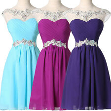 Teens Short/Mini Prom Party Evening Homecoming Dress Bridesmaid Cocktail Dresses