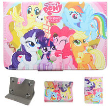 "My little Pony PU Leather Cover case For Universal 7""-7.9"" 9.7""-10.1"" Tablet PC"