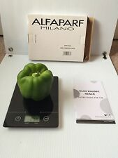 11lbs/5kg Alfaparf Milano Digital Electronic LCD Kitchen Food Diet Postal Scale