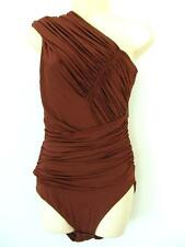 NWT COUNTRY ROAD BODY SUIT TOP  CLARET RRP $99 SZ  S(10)  M(12) LG(14)
