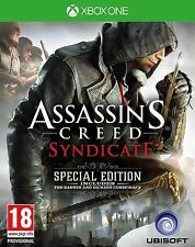Assassin's Creed Syndicate Special Edition (PEGI) (USK 18 Jahre) XBOX ONE