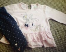 Next Baby Girls Outfit Up To 3 Months