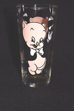 Porky Pig Pepsi Drinking Glass 1973 Collector Series Warner Bros. Looney Tunes