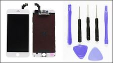 "IPhone 6 Plus 5.5""White LCD Digitizer Screen Assembly OEM Replacement Frame USA"