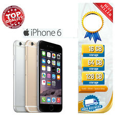 Original Apple iPhone6 GSM 16/64/128GB Factory Unlocked Smartphone 4G LTE