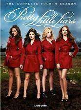 Pretty Little Liars Fourth Season 4 (DVD, 2014, 5-Disc Set) New Free Shipping