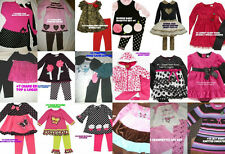 *NEW GIRLS BONNIE JEAN YOUNGLAND WINTER SUMMER OUTFIT SET Multi Sizes & Styles