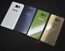 Full 0.2MM Tempered Glass Back Cover Protector Samsung Galaxy Note 5 N920 Curved