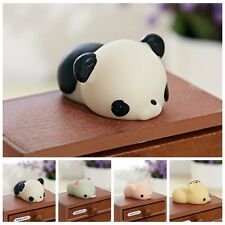 Fashion 1Pcs Cute Cartoon Animals Rubber Doll Stress Relief Squeeze Toy Gift