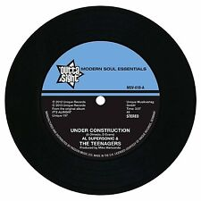 AL SUPERSONIC & TEENAGERS Under Construction NEW MODERN SOUL 45 (OUTTA SIGHT)