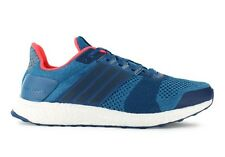 NEW ADIDAS MENS ULTRA BOOST STABILITY BLUE/RED