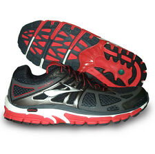 Brooks Beast 14 Mens Shoes Black/Red size 8 2E,  New In Box