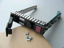 HP 651687 001 651699 001 2.5 G8 Gen8 SAS SATA HDD Tray Caddy For DL380p DL388