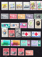 St Helena stamps - 29 MUH, MH & Used