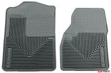 Husky Liners Heavy Duty Grey Custom Front Floor Mats 51042