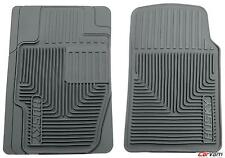 Husky Liners Heavy Duty Grey Custom Front Floor Mats 51112