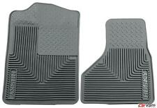 Husky Liners Heavy Duty Grey Custom Front Floor Mats 51202