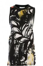 3.1 Phillip Lim Abstract Tank Top, size XS