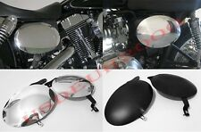 Side Panel Covers Number Plates for Triumph Bonneville T100 Thruxton Scrambler