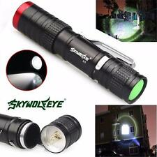 3500 Lumens 3 Modes CREE XML XPE LED Flashlight Torch Bright Lamp Light Outdoor