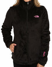 Womens THE NORTH FACE Pink Ribbon Osito 2 Fleece Full Zip Jacket M,L,XL,XXL NWT