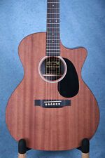 Martin & Co Limted Edition GPCX2AE Macassar Grand Performance Acoustic Guitar 20