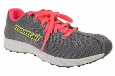New in box Womens Montrail Rogue Fly Hiking Trail running shoe Quarry Gray