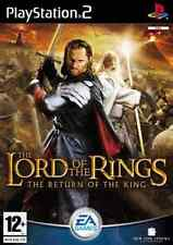 The Lord of the Rings: The Return of the King (PS2), Very Good Condition PlaySta