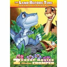 The Land Before Time Chomper Double Feature (DVD, 2005)