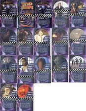 Doctor Who TOP TRUMPS SPECIALS Purple (Set 2) (Assorted Cards)
