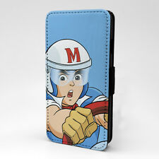 Speed Racer Cartoon Flip Case Cover For Samsung Galaxy - T1442
