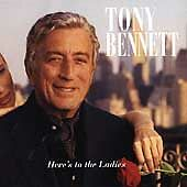 Here's to the Ladies by Tony Bennett (NEW CD, Oct-1995, Columbia (USA))