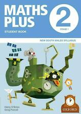 Maths Plus NSW Australian Curriculum Ed Student and Assessment Book 2 Value Pack