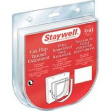Staywell White Tunnel Extension 940 fits 919 Cat Flap