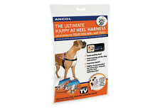 Ancol Happy At Heel Non Pull Dog Harness & Training DVD
