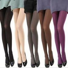 Hot Elegent Women Opaque Pantyhose Velvet Coloured Tights Stockings Multi Colors