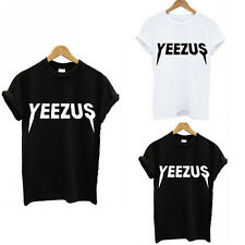 Fashion Womens Mens Summer Short Sleeve Letters Printed T-shirt Tee Top Blouse