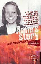 Anna's Story Bronwyn Donaghy Paperback - True Crime