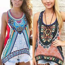 2016 New Women Fashion Vest Top Sleeveless Blouse Casual Tank Tops T-Shirts
