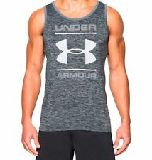 NWT Under Armour Mens Tech Graphic Tank Top MSRP $27.99