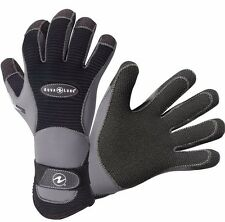 Aqua Lung 3mm Aleutian Cold Water Gloves multiple sizes
