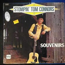 USED 12″ LP Stompin' Tom Connors Souvenirs TeeVee Records