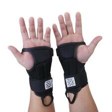 Pair Adjustable Over Wrist Guards Protection for Skiing,Skateboard, Roller Skate