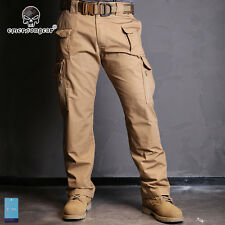 All Weather Tactical Pants Emerson Combat Army Camo Trousers Black Olive Tan CB