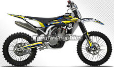 Husqvarna TC TE SMR TXC 250 310 450 510 Full MX Decal Sticker Kungfu Graphic Kit