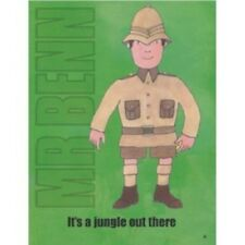 Its A Jungle Out There Metal Wall Sign