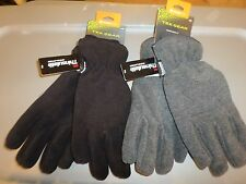 Mens Thinsulate Micro fleece Waterproof Touchscreen Winter Gloves Warm Tek Gear