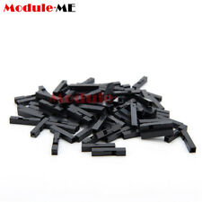 100-1000PCS Pitch Dupont Jumper Wire Cable Housing Female Pin Connector 2.54mm